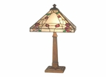 Rose Mission Table Lamp - Dale Tiffany