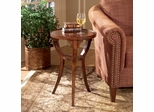 Round Accent Table in Plantation Cherry - Butler Furniture - BT-1328024
