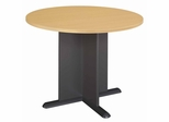 Round Conference Table - Bush Office Furniture - TB14342A