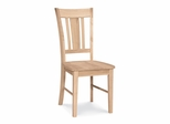 San Remo Slat Back Chair (Set of 2) - C-10P