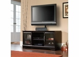 "Sauder 50"" TV Stand with Mount Estate Black"
