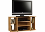 "Sauder Beginnings 42"" TV Stand Highland Oak"