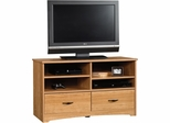 "Sauder Beginnings 46"" TV Stand Highland Oak"