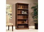 """Sauder Camden County 36"""" W Library Planked Cherry"""