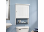 Sauder Caraway Wall Cabinet Soft White