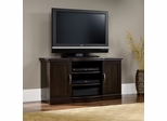 Sauder Entertainment Credenza Cinnamon Cherry
