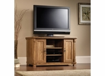 "Sauder French Mills Panel 42"" TV Stand American Chestnut"