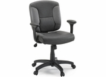 Sauder Task Chair Duraplush Gray