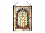 Scarberry Window Panel - Dale Tiffany