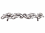 Scrollwork Tabletop Candleholder - IMAX - 1005
