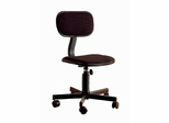 Secretary Chair in Black - Coaster
