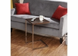 SEI Sofa Server Accent Table Espresso