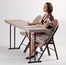 """Seminar Table with Off-Set Leg 18"""" x 72"""" - Correll Office Furniture - R1872"""