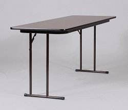 """Seminar Tables with Off-Set Leg 24"""" x 60""""- Correll Office Furniture - ST1860PX"""