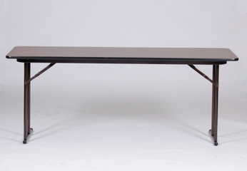 """Seminar Tables with Off-Set Leg 24"""" x 72""""- Correll Office Furniture - ST1872PX"""