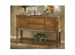 Server with Marble Top - CLOSEOUT SPECIAL! - Wynwood Furniture - 1720-241