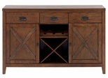 Server with Removable Wine Rack - 461-95