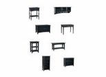 Shaker Cottage Furniture Collection in Black - Alaterre