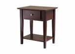 Shaker Night Stand - Winsome Trading - 94922