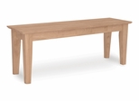 Shaker Style Bench - BE-47S