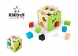 Shape Sorting Cube in Multi-Color - KidKraft Furniture - 63247