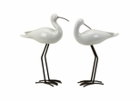 Shire Ceramic Seabirds (Set of 2) - IMAX - 27300-2