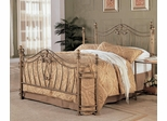 Singleton Queen Iron Bed - 300171Q