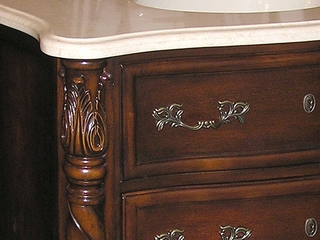 Sink Chest in Deep Mahogany - W5300-11
