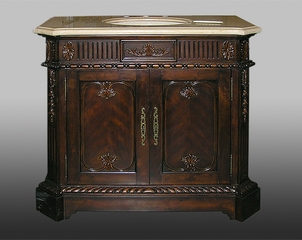 Sink Chest in Deep Mahogany - W5303-11
