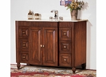 Sink Chest in Multitone Walnut Wood - W5248-11