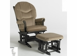 Sleigh Glider and Ottoman Combo - Dutailier - C00-61C