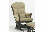 Sleigh Multiposition and Recliner Glider - Dutailier - D20-81A