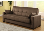 Sofa Bed Convertible in Java - Napa - CA-NPA-JV-SET