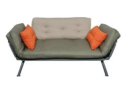 Sofa / Lounger with Kelp/Stone/Tang Cover - Mali Collection - 55-6118-KST