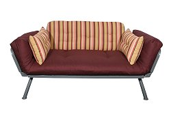 Sofa / Lounger with Napa Dreamer Stripe Cover - Mali Collection - 55-6118-NDS