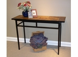 Sofa Table with Slate Top - 4D Concepts - 601636