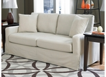 Sofab Lily Sofa in Ivory - 1277M