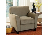 Sofab Muse Chair with Flair Arm - 1098S