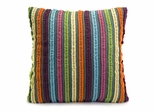 Sophie Square Pillow - 18 x 18 - IMAX - 42041