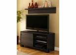 "South Shore Agora 47"" TV Stand with Wall Shelf - 4369675"