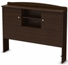 South Shore Clever Room Full Bookcase Headboard - 3579093