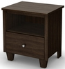 South Shore Clever Room Nightstand with Drawer - 3579062