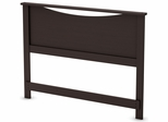 South Shore Step One Contemporary Full Panel Headboard - 3159090
