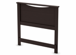 South Shore Step One Contemporary Twin Panel Headboard - 3159089