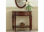 Specialty Cherry Wooden Drawer Console Table - Free Shipping