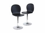 Spectrum Swivel Shell Chair - Set of 2 - Winsome Trading - 93220