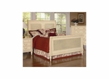 Splendor Sleigh Bed Antique Parchment - Largo - LARGO-ST-B2500-SLEIGH-BED