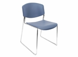 Stacking Chair - Zeng Stacker Dense Stack Chair - 4400