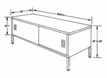 Storage Table - Mayline Office Furniture - TS60D05
