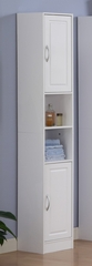 Storage Tower in White - 4D Concepts - 76422